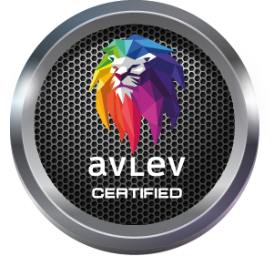 Certified by Avlev